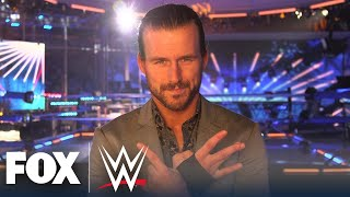 Adam Cole still wants Brock Lesnar, The Fiend in WrestleMania match | WWE BACKSTAGE | WWE ON FOX
