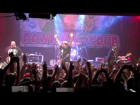 Bowling for Soup - Ohio (Come Back to Texas)  live