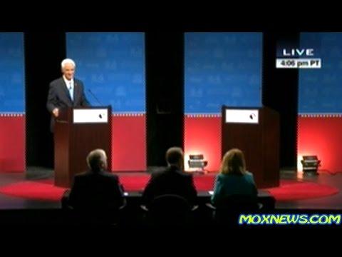 RICK SCOTT vs CHARLIE CRIST Florida Gubernatorial Debate