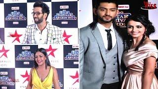 Ishqbaaaz actors talk about their Awards!  Nakuul Mehta | Surbhi Chandna | Kunal Jaisingh