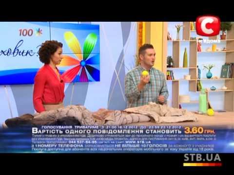 «Все буде добре» Выпуск 100 Правила стирки пуховиков
