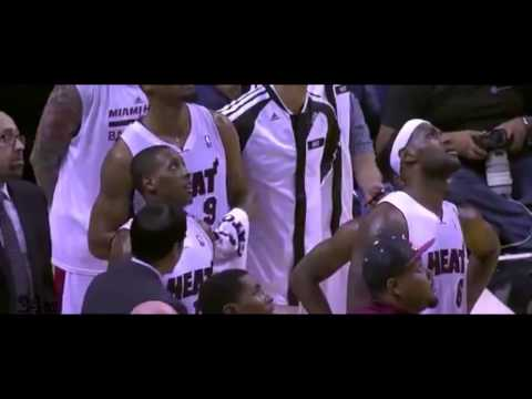 Miami's Mario Chalmers History of Flagrant Fouls