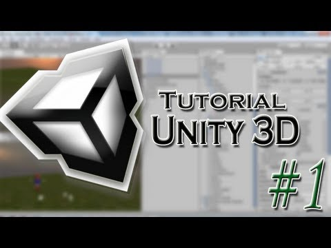 Desenvolvimento de Games - Tutorial de Unity 3D # 1 - Conhecendo o Unity 3D