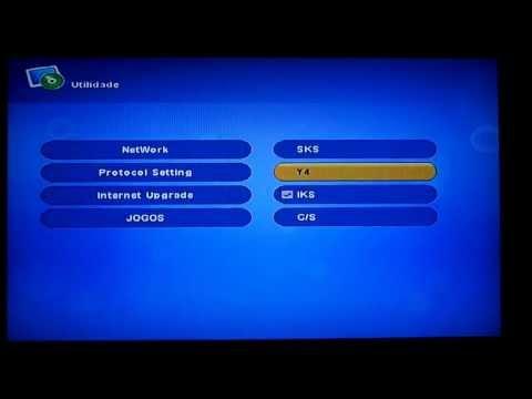 Como Configurar CS no ShowBox SAT SD