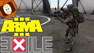 CONVOI, LOOT & ACCIDENT 360 BACKFLIP ! | ARMA 3 EXILE MOD