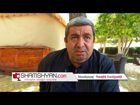 Առաքել Մովսիսյանը, նույն ինքը՝ Շմայսը, Երևանում է. «Ես ոչ մի տեղ չունեմ արտագաղթելու»