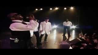 Boyz II Men Wanya Morris hits amazing note (Its so hard to say goodbye to yesterday)