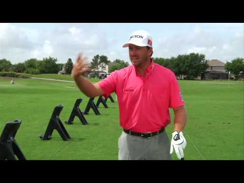 Graeme McDowell Delivers a Surprise Posture Fix to Dr. Ajit Shah