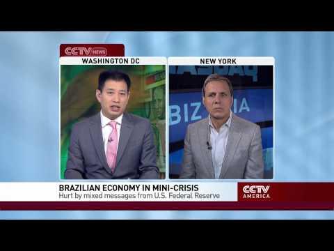 Brazilian economy in mini-crisis
