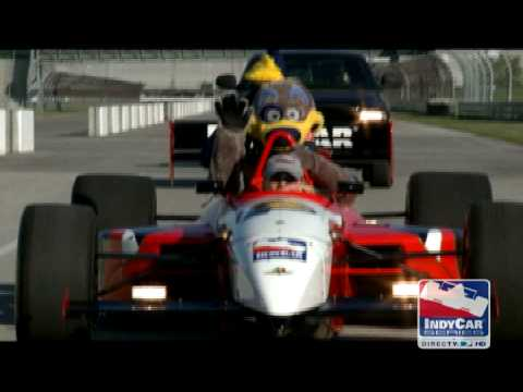 Sarah Fisher 2 Seater Video