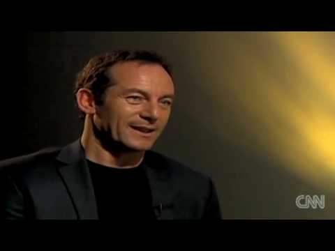 Jason Isaacs - interview for CNN