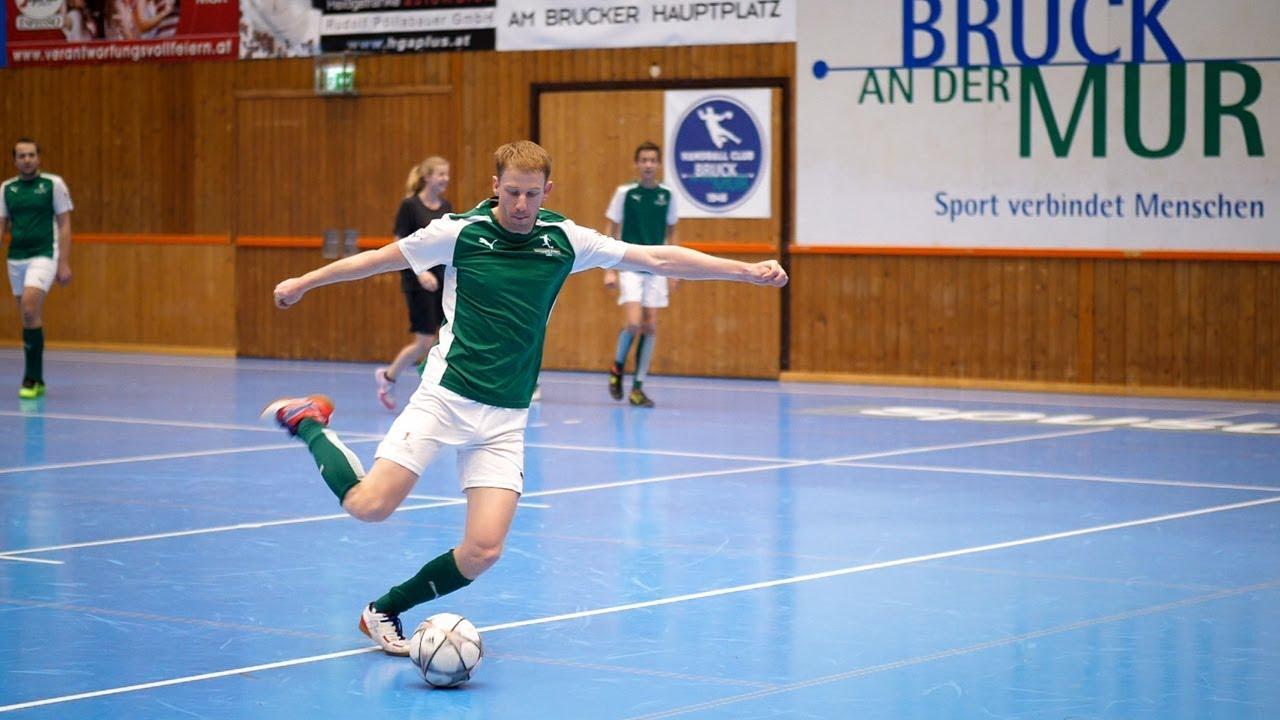 Hallenfußball-Turnier der Einsatzorgansiationen 2018 ÖRK Bruck