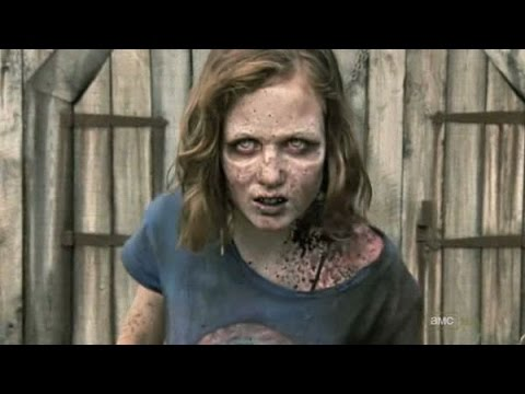 Sophia's Death -  Such an intense moment (music video) TWD
