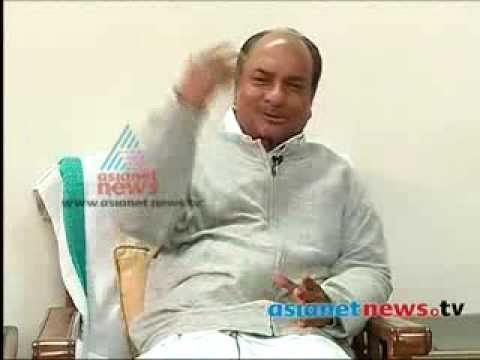 'Keralathinu enthu kitti?' - Defence Minister A.K. Antony Part 1