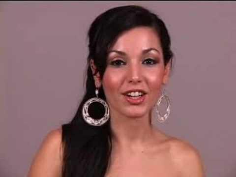 Giannina Ruffinelli - Miss Paraguay 2008 -