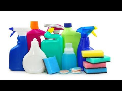 Curso Fabricação de Produtos de Limpeza