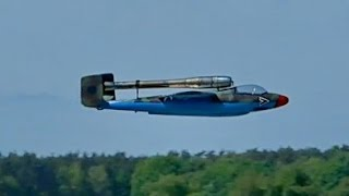 "RC HE-162 Pulso Pulse Jet / fast and loud / ""Days of Speed and Thunder 2015"" *1080p50fpsHD*"