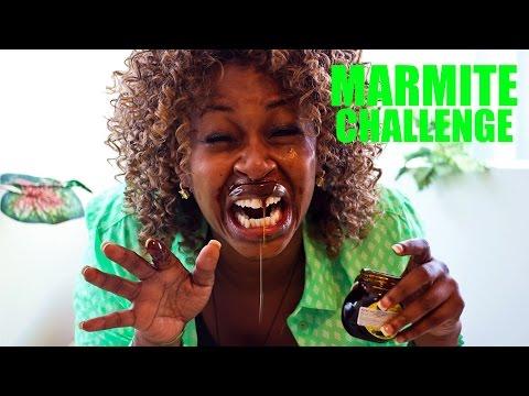 GloZell's MARMITE Challenge!