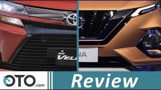 Nissan livina 2019 VS Toyota Avanza Veloz 2019 | Review | Pilih Yang Mana? | OTO.Com