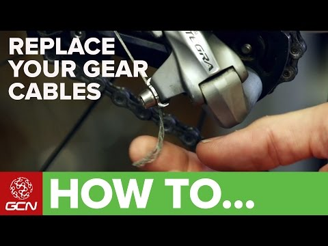 How To Change Your Gear Cables #1