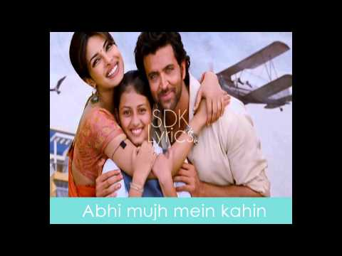 Abhi Mujh Mein Kahin (female version) ~ Agneepath