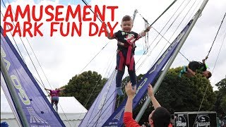 Amusement Park Fun Day and Play with Water | Nursery Rhymes