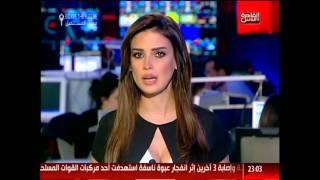 #القاهرة_والناس : داعش ينسف مسجدا يعود للقرن السابع الهجرى فى الموصل العراقية