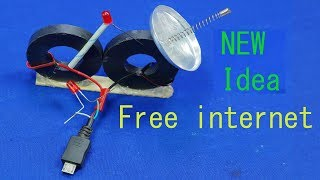 How to get free Internet / FREE INTERNET strong Any WiFi signal 15000 fit high speed on any Phone