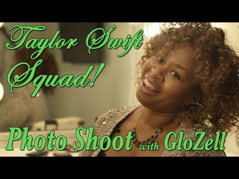 Taylor Swift Squad - Ep3:  Photo Shoot