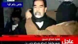 Ejecucion Sadam Hussein
