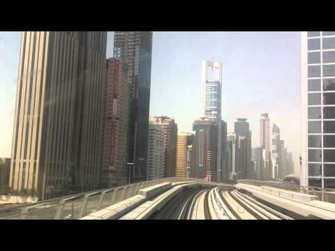 Dubai Metro - Next Station Dubai Mall
