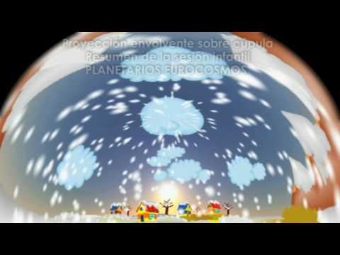 Planetario Infantil Eurocosmos. Astronomía en el propio centro escolar