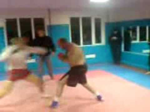 Охрана Путина против охраны Кадырова