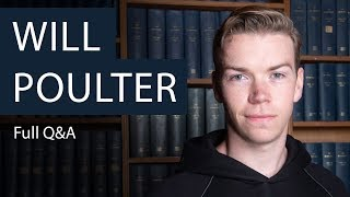 Will Poulter | Full Q&A | Oxford Union