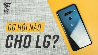 LG G8 sẽ bán tại Việt Nam, liệu còn có cửa?