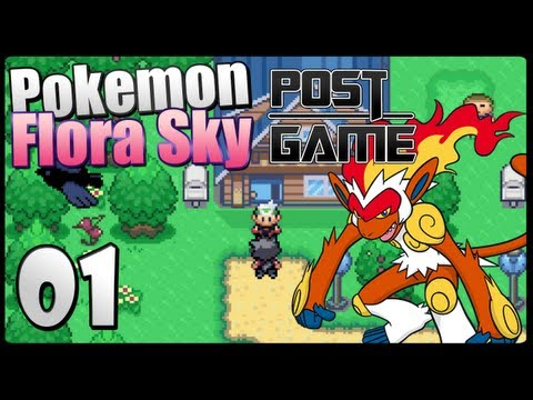 Pokémon Flora Sky | Post Game - Episode 1