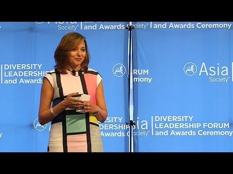 Diversity Leadership Forum: Tina Edmundson
