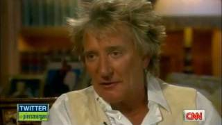 Rod Stewart on Piers Morgan Tonight (US) - Interview Part 5 of 5