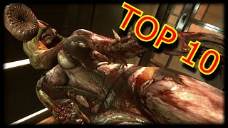 Resident Evil Month: Top 10 Coolest Mutations