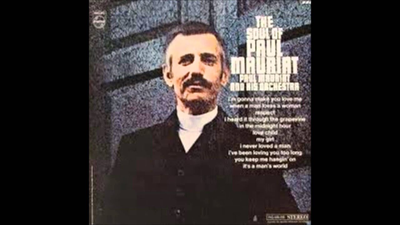 Paul Mauriat And His Orchestra - Merci Mauriat