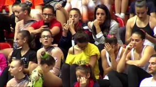 Genova - Campionato Italiano Assoluto Yomo Cup di Aerobica