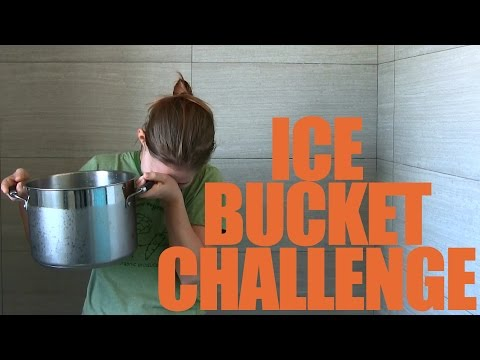 ICE BUCKET CHALLENGE: Go Ham!