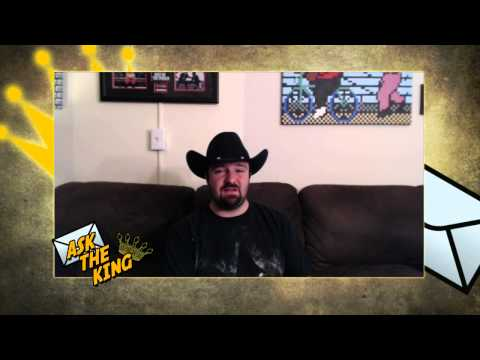 Ask the King Ep. 33 5-30-13 pt1: Skype, Games As Art, Racing Games, Godzilla, and more