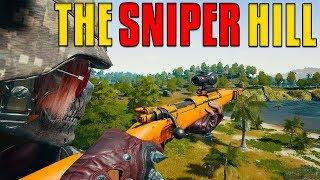 The Sniper Hill | PUBG