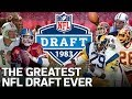 download mp3 dan video The Greatest NFL Draft of All-Time | NFL History