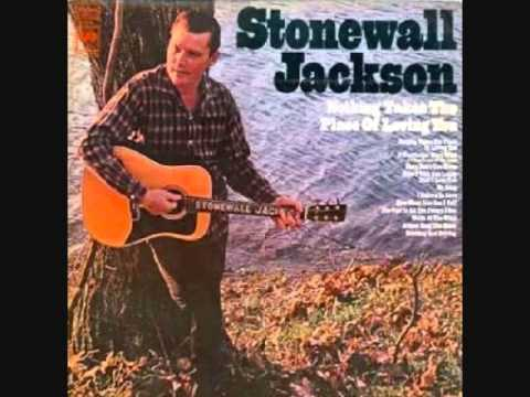 Stonewall Jackson - Almost Hear The Blues