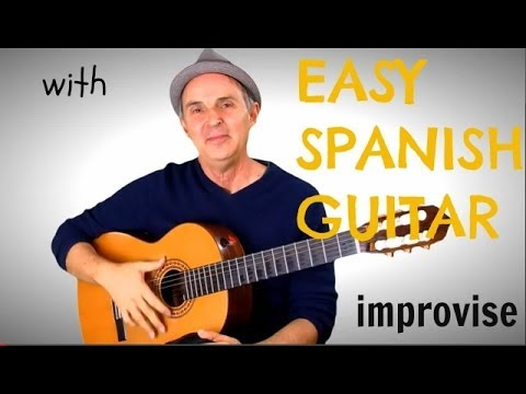 Easy Spanish Guitar Lesson | B Harmonic Minor Scale - Improvise With This Exotic Flamenco Scale