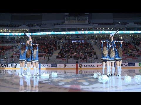 Выступление Sochi Queens на льду