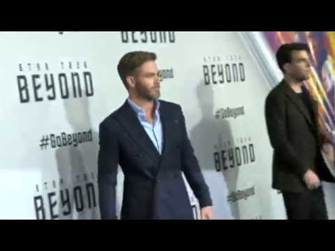 Star Trek Beyond | Sydney Premiere News Wrap | Paramount Pictures Australia