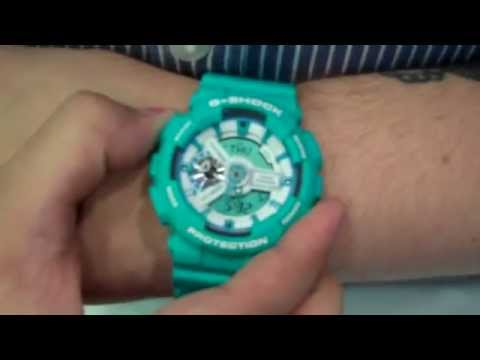 WATCH IT! How to set your G-Shock watch.